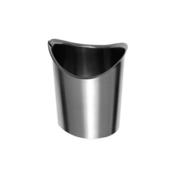 Naissance cylindrique à souder zinc naturel diam.100mm développé 33,3cm - Couvre joint dilatation TOFFOLO modèle plat en aluminium ép.5mm long.3m larg.14cm - Gedimat.fr