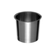 Naissance plate à souder zinc naturel diam.80mm - Bande de chant mélaminé pré-encollé ép.4mm larg.23mm long.100m Chêne Oakland - Gedimat.fr
