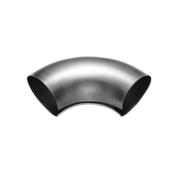Coude Lyonnais diam.100mm zinc naturel non soudé angle 90° - Porte d'entrée Aluminium WYOMING avec isolation totale de 140mm droite poussant haut.2,00m larg.90cm laqué gris - Gedimat.fr