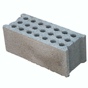 Bloc béton plein allégé NF B80 ép.20cm haut.20cm long.50cm - Blocs béton - Matériaux & Construction - GEDIMAT