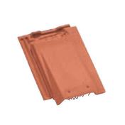 Tuile de ventilation avec grille BEAUVOISE coloris ardoisé - Caniveau en pierre reconstituée INSTONE siphon dim.30x30cm ép.5cm graphite - Gedimat.fr