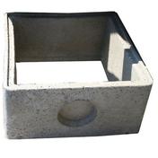 Rehausse béton RH60 avec emboitement int.60x60x34cm ext.70x70x34 - Doublage isolant hydrofuge plâtre + polystyrène PREGYMAX 29,5 hydro ép.13+100mm larg.1,20m long.2,70m - Gedimat.fr