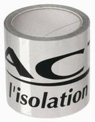 Adhésif pour isolant mince ISODHESIF- Laine larg.10cm long.25m - Accessoires isolation - Isolation & Cloison - GEDIMAT