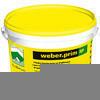 Primaire WEBER.PRIM RP seau de 4kg - Fenêtre PVC blanc CALINA isolation totale de 120 mm 2 vantaux oscillo-battant haut.95cm larg.1,00m - Gedimat.fr