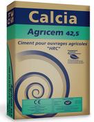 Ciment CEM V 42,5N CE NF agri Calcia sac de 35kg - Porte battante en Alu BELON haut.2,04m larg.93cm poussant droit - Gedimat.fr