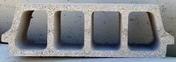 Entrevous béton NF ép.20cm long.24cm larg.57cm - Poutrelle treillis RAID long.béton 10.60m pour portée libre 10.55m - Gedimat.fr