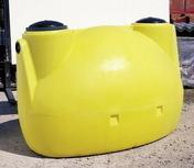 Fosse toutes eaux 3000L en polyéthylène - Enduit de parement traditionnel PARDECO TYROLIEN sac de 25kg coloris O19 - Gedimat.fr