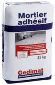 Mortier adhésif SP2 sac de 25 kg - Tuile à douille STANDARD 9 diam.150mm coloris rouge - Gedimat.fr