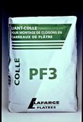 Colle carreau de plâtre PF3 sac de 25kg - Store d'occultation optimale bleu DKL CK01 1100S - Gedimat.fr