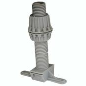 Appui intermédiaire de doublage PREGYMETAL boîte de 50 - Porte de service isolante VANNES en PVC ISO140 Blanc droite poussant haut.2,00m larg.80cm - Gedimat.fr