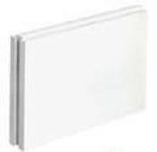 Carreau de plâtre standard plein PF3 ép.5cm larg.50cm long.66,6cm - Carreau de plâtre standard plein PF3 ép.10cm larg.50cm long.66,6cm - Gedimat.fr