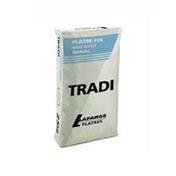 Plâtre manuel traditionnel TRADI sac de 25kg - Chapeau plat de ventilation pour tuiles à douille coloris auteuil - Gedimat.fr