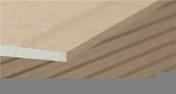 Plaque de plâtre standard PREGYPLAC BA18 ép.18mm larg.90cm long.2,60m - Margelle piscine courbe FOURAS long.50cm larg.31cm rayon.30cm coloris blanc cassé - Gedimat.fr