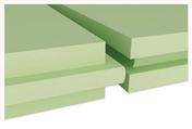 Panneau polystyrène extrudé STYRODUR 3035 CN ép.30mm larg.0,60m long.2,50m - Sol vinyle à clipser PURE CLICK40 lames ép.5mm larg.204mm long.1326mm chêne gris moyen 936L - Gedimat.fr