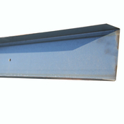 Rail acier galvanisé PREGYMETAL 90-30/5,4 larg.90mm long.3m - Dalle OSB3 rainurée 4 Rives ép.15mm larg.675mm long.2.50m - Gedimat.fr