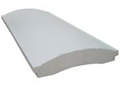 Entrevous polystyrène COFFRAPLUME PR 120/600 IGN ép.12cm larg.0,60m long.1,23m - Bloc béton cellulaire linteaux horizontal U de coffrage ép.40cm larg.25cm long.600cm - Gedimat.fr