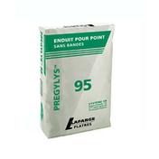 Enduit à joint PREGYLYS 95 sac de 25kg - Enduits - Colles - Isolation & Cloison - GEDIMAT