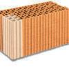 Brique terre cuite tableau-feuillure POROTHERM 25 ép.25cm haut.24,9cm long.50cm - Briques de construction - Matériaux & Construction - GEDIMAT