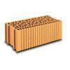 Brique terre cuite complémentaire POROTHERM R25 ép.25cm haut.18,9cm long.50cm - Briques de construction - Matériaux & Construction - GEDIMAT