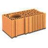 Brique terre cuite poteau complémentaire POROTHERM R25 ép.25cm haut.18,9cm long.50cm - Briques de construction - Matériaux & Construction - GEDIMAT