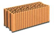Brique terre cuite complémentaire POROTHERM R20 ép.20cm haut.18,9cm long.50cm - Briques de construction - Matériaux & Construction - GEDIMAT