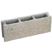 Bloc béton creux 1 lame B40 NF ép.15cm haut.20cm long.50cm - Bois Massif Abouté (BMA) Sapin/Epicéa non traité section 80x220 long.7,50m - Gedimat.fr