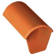 About de faîtière de 42 fin petit côté coloris ardoise - Collier à pointe galvanisé DUALIS FLEXCONDENS pour chaudières gaz ou fioul diam.139mm - Gedimat.fr