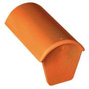 About de faîtière de 42 fin petit côté coloris muscade - Tuile béton PLEIN CIEL coloris muscade - Gedimat.fr