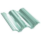 Tuile en verre PLEIN CIEL - Doublage isolant hydrofuge plâtre + polystyrène PREGYMAX 29,5 hydro ép.13+100mm larg.1,20m long.2,70m - Gedimat.fr