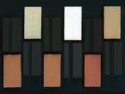 Brique r�fractaire long.22cm larg.11cm �p.5,5cm coloris flamm� - Conduits de chemin�e - Boisseaux - Mat�riaux & Construction - GEDIMAT