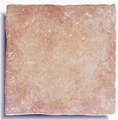 Carrelage pour sol en grès cérame émaillé PONT DU GARD dim.30x30cm coloris ivoire - Tuile de ventilation PV10 + grille coloris ardoise - Gedimat.fr