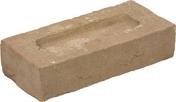 Brique pleine en terre cuite WF haut.6,5cm larg.10cm long.21cm ligne moulée main Agora coloris gris clair - GEDIMAT - Matériaux de construction - Bricolage - Décoration