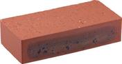 Brique pleine en terre cuite haut.5,4cm larg.10,5cm long.22cm ligne étirée flammée coloris terre de rose - Mamelon laiton brut égal 280 mâle-mâle diam.15x21mm 1 pièce avec lien - Gedimat.fr