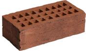 Brique perforée en terre cuite haut.6,5cm larg.10,5cm long.22cm ligne structurée coloris Sequoia - GEDIMAT - Matériaux de construction - Bricolage - Décoration
