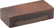 Brique pleine en terre cuite haut.5,4cm larg.10,5cm long.22cm ligne étirée flammée coloris coq de bruyère - Brique de verre 198 ép.8cm dim.19x19cm bullée - Gedimat.fr