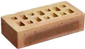 Brique perforée en terre cuite haut.5,4cm larg.10,5cm long.22cm ligne étirée flammée coloris léopard - Radiateur sèche-serviettes MARAPI VENTILO Blanc 1750W SAUTER - Gedimat.fr
