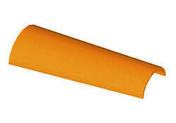 Faîtière à glissement pour tuiles TERREAL coloris vieux midi - Demi-tuile de rive gauche SIGNY coloris rouge naturel - Gedimat.fr