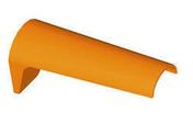 Faîtière d'about de départ pour faîtage à glissement TERREAL coloris vieux midi - Bloc-porte FUJI isolant revêtu mélaminé structuré finition gris basalte haut.204cm larg.73cm droit poussant - Gedimat.fr