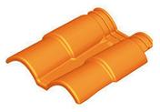 Tuile de rive TBF ROMANE CANAL coloris vieilli languedoc - Doublage isolant hydrofuge plâtre + polystyrène PREGYSTYRENE TH32 ép.10+100mm larg.1,20m long.2,60m - Gedimat.fr