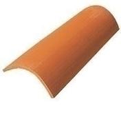 Tuile CANAL LANGUEDOCIENNE coloris rouge - Laine de verre avec voile de verre ISOCONFORT 35 ép.160mm larg.1,20m long.2,60m - Gedimat.fr