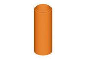 Tuyau de rallonge diam.150mm hauteur 40cm pour tuiles à douille TERREAL coloris rouge - Fenêtre confort motorisée VELUX GGU INTEGRA CK02 type 007621 haut.78cm larg.55cm - Gedimat.fr
