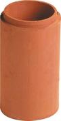 Tuyau diam.150mm utile coloris paysage - Lanterne 150mm pour tuiles à douille coloris rouge - Gedimat.fr