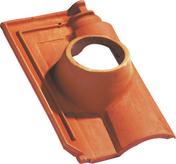 Tuile à douille MERIDIONALE POUDENX diam.120mm coloris pastel - Porte de service isolante DIEPPE en PVC ISO120 blanc gauche poussant haut.2,00m larg.90cm - Gedimat.fr