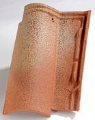 Tuile MEDIANE coloris rouge - Lambris pin des Landes abouté CALLAO ép.18mm larg.165mm long.2,5m coloris Ardoise - Gedimat.fr