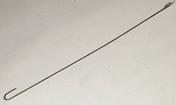 Crochet à oeil inox cambré long.55cm paquet de 100 - Tuile châtière grillagee PERSPECTIVE coloris brun - Gedimat.fr