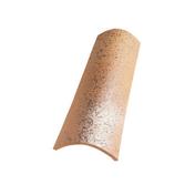 Tuile CANAL 230-50 POUDENX coloris rouge - Fenêtre bois exotique lamellé collé sans aboutage 1 vantail ouvrant à la française vitrage imprimé droit tirant haut.75cm larg.40cm - Gedimat.fr
