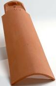 Demi-tuile CANAL-S coloris paysage - Bloc béton de chaînage horizontal ép.9cm haut.19cm long.1,60m - Gedimat.fr