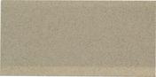 Plinthe à recouvrement carrelage pour sol en grès cérame pleine masse DOTTI larg.10cm long.20cm coloris light beige - Calotte pour 2 faîtières pour tuiles TERREAL coloris ardoisé - Gedimat.fr