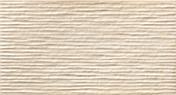 Carrelage pour mur en faïence T.WALL larg.25cm long.46 cm coloris sand - Double de rive droite sans rabat DC12 coloris cathédrale - Gedimat.fr