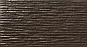 Carrelage pour mur en faïence T.WALL larg.25cm long.46 cm coloris brown - Carrelages murs - Cuisine - GEDIMAT